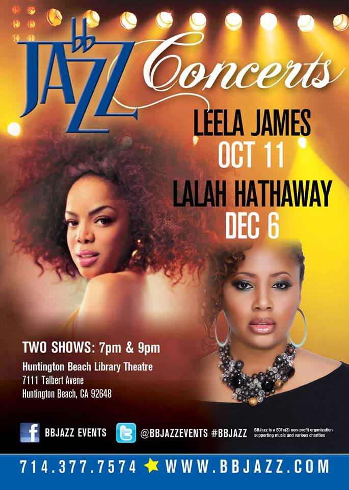 BBjazz Lalah Hathaay and Leela James