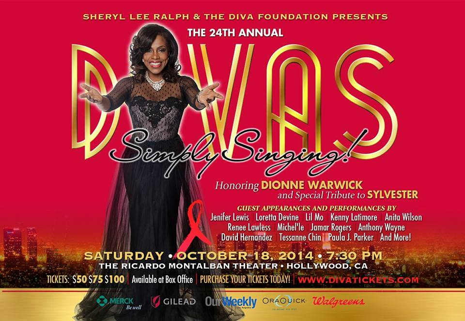 24th Annual Divas Simply Singing! 2014