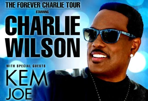 The Forever Charlie Tour 2015
