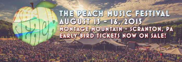 The Peach Music Festival - 2015
