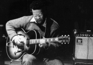 Jeff Parker - Chicago Jazz Pic