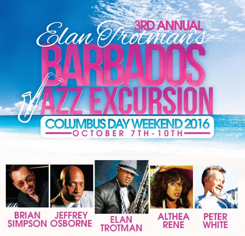 Barbados Jazz Excursion - 2016