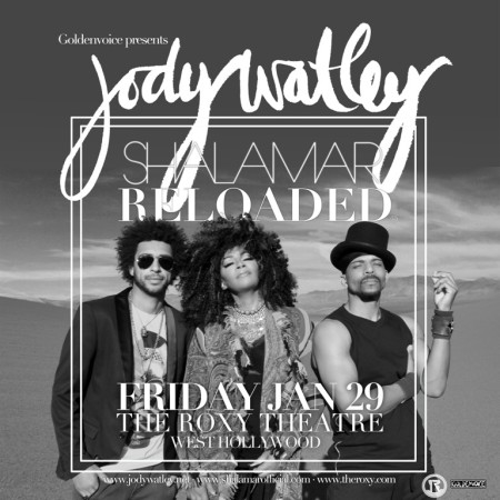 Jody Watley and Shalamar at the Roxy - 2016