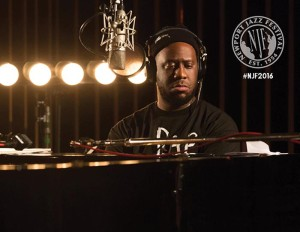 Robert Glasper - Newport 2016